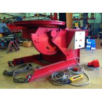 Buy cheap 10000 Kg Standard pipe Welding Turntable Positioner For Petro - Chemical Industries product