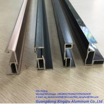 Buy cheap Customized Aluminium Profile for Sliding Wardrobe Door Aluminum alloy sliding door frame product