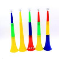 Buy cheap Football Game Promotional Cheering Horn 58cm PP Logo Customized Sports Supplies product