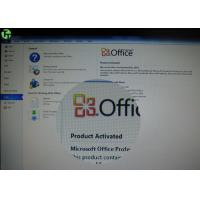 Buy cheap Microsoft Office Home And Business 2016 / Office 365 Product Key Card Retail Box Oem product