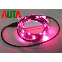 Buy cheap 0.5m*2 TV Backlight Mood Light Wireless Remote Control 5050 RGB LED Strip product