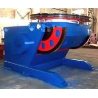 Buy cheap 3 Tons Tilting Automatic Welding Positioner  Circular Working Table VFD Control Rolling Speed product