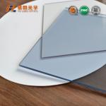 Buy cheap Anti Static 4x8 Clear Acrylic Sheet 21mm Thick , 4x8 Plexiglass Sheet Optical Base Material product