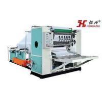 Buy cheap Box Drawing Type Facial Tissue Paper Machine product