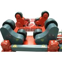 Buy cheap Pipe Welding Rotator for heavy duty works , turning rolls product