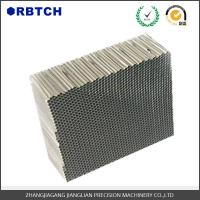Buy cheap Aluminum Honeycomb Core with the frame in edge from wholesalers