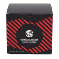Buy cheap Matte Lamination Eco Friendly Coffee Packaging Box With Lid And Bottom product