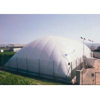 China White Outdoor Inflatable Giant Tent Big Structure for Events / Large Air Building on sale