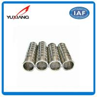 Buy cheap Permanent Type Neodymium Ring Magnets With Custom Surface Treatments product