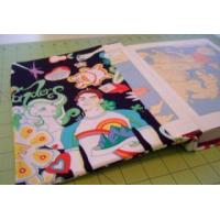 Quality Fabric Book Cover for sale