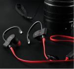 Buy cheap Bluetooth 4.1 Wireless Earphone Headphone Headset Sport Stereo Earphones Ear Hook For iphone 5s 6s Samsung Xiaomi Mi5 product