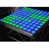 Modular Portable Twinkle Led Dance Floor Lights With