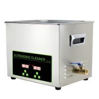 Buy cheap 10L 240W Medical Ultrasonic Cleaning Machine For Surgical / Dental Instruments product