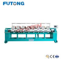 Buy cheap China factory cheap price directly sale Eight heads computerized cap /T-shirt embroidery machine product
