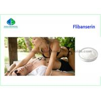 China Female Sex Steroid Hormone Powder Hcl Cas 147359-76 Flibanserin 99% Min Purity on sale