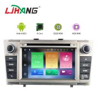 Buy cheap Android 8.0  Avensis Toyota Car DVD Player With Multimedia Radio GPS product