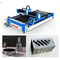 Buy cheap Metal Tubes 3D Laser Cutting Machine / Auto Pipe Cutting Machine X Y Z Axle product