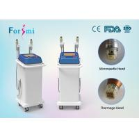 Buy cheap 0.5-3mm 5MHz rf tech  auto micro needle therapy system for acne scar removal and face lift product