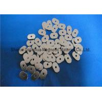 Buy cheap Industrial N35 Nickel Coating Sintered Neodymium NdFeB Permanent Ring Magnet with Hole product