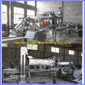 China big capacity peanut fryer, peanut frying machine on sale