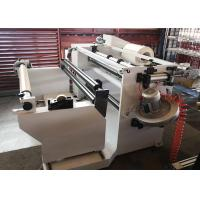 China Polyester Film Slitting Machine for mylar cutting used on busbar insulation on sale