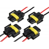Buy cheap H11 Headlight Plug 20cm Automotive Wiring Harness product