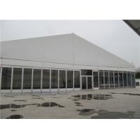 China Large Durable Commercial Canopy Tent For Activities , Waterproof Tailgate Canopy Tent on sale