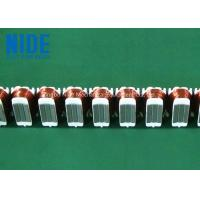 Buy cheap Full auto Straight bar Linear stator windier coil winding machine from wholesalers