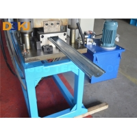 Buy cheap 3kw PLC 0.8mm Shutter Door Roll Forming Machine product
