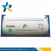 Buy cheap R508B SGS / ROSH / PONY Approved Odorless Colorless / Clear R508B Azeotrope Refrigerant product
