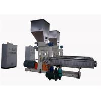 Buy cheap Pvc Granules Single Screw Extrusion Machine With Water Strand Auxiliary System product