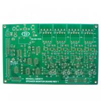 Buy cheap High precision electronic UL94v0 pcb for electronics projects product