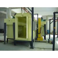 Buy cheap standard powder coating line for metal coating machinery from wholesalers