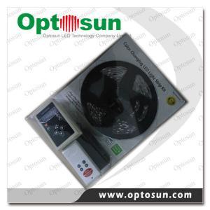 China Flexible 12v SMD 5050 LED Strip Light remote control magic color RGB LED Strip Digital on sale