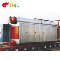 Buy cheap Customization Power Plant Boiler , Oil Gas Fired Steam Boiler Low Pressure product