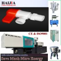 Buy cheap Screw Barrel PVC Pipe Fittings Making Machine , PVC Connection Pipe Machine product