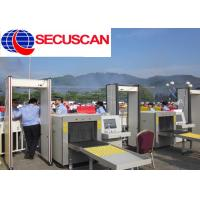 Buy cheap Buildings Cargo X Ray Scanning Machine for Transport terminals product