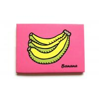 Buy cheap Fruit Banana Picture Fridge Magnet for Girl , Flower Rubber Iron Refrigerator Magnets product