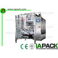 Heavy Bag Water Pouch Packing Machine Vertical Form Fill And Seall