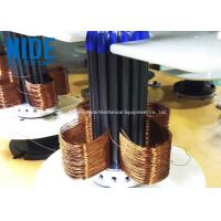 Buy cheap Middle Automatic Motor Winding Machine / 4 Pole Stator Coil Winding Equipment from wholesalers