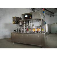 Buy cheap Stand Up Pouch Packaging Machine / Stand Up Pouch Filling and Sealing Machine product