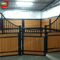 China Strand Woven Horse Stall Stable Door Latches Type Equestrian Equipment on sale