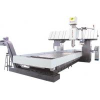 China Bridge Type Large Duty Gantry CNC Machine For Rgear / Engineer Machinery XQM-6080 on sale