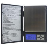 Buy cheap BDS Notebook 1108 pocket precision scale,500g/0.01g,high precision,factory direct sale,black color ,good price andqulity product