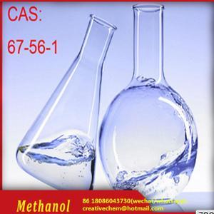 Organic chemical raw materials methanol cas no.67-56-1