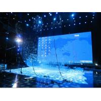 Buy cheap Stage holographic foil/3D Holo Foil/Holographic Film/Transparent Foil for Hologram Stage product