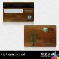 Buy cheap 13.56MHZ Glossy PVC Magnetic Stripe Cards With Colorful Printing product