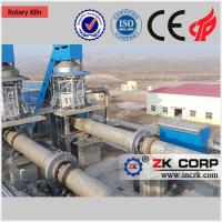 China Cement Manufacturing Equipment / Cement Rotary Kilns for Sale on sale