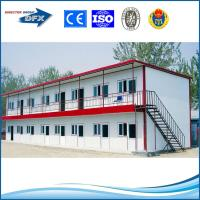 China Light steel structure home building construction prefabricated house on sale