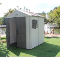 Buy cheap outdoor plastic garden shed product